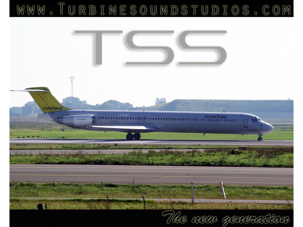 TURBINE SOUND STUDIOS - MD8X JT8D SOUNDPACK FOR FSX